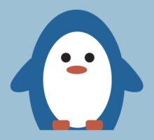 Peddler Penguin One Piece - Short Sleeve
