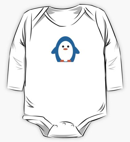 Peddler Penguin One Piece - Long Sleeve