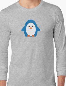 Peddler Penguin Long Sleeve T-Shirt