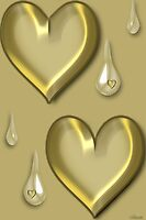 ✿♥‿♥✿SOMETIMES PEOPLE HAVE HEARTS OF GOLD..BUT SOMETIMES THEY CRY✿♥‿♥✿ by ╰⊰✿ℒᵒᶹᵉ Bonita✿⊱╮ Lalonde✿⊱╮