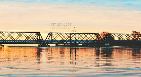 From Bridge to Bridge by Emma Deer Photography