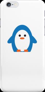 Peddler Penguin by imaginarystory