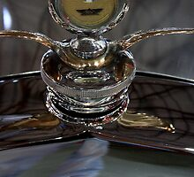 Ford radiator cap by Ian Ramsay