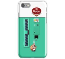 Vintage Dr. Pepper Vending Machine iPhone Case/Skin