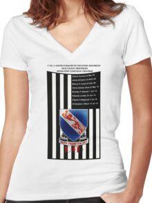 Memorial Tshirt 2 Women's Fitted V-Neck T-Shirt