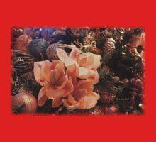 Holiday Joy ~ Elegant Decorations Baby Tee