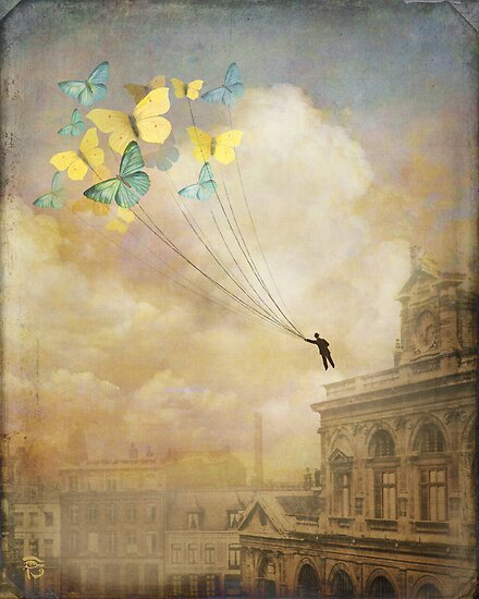 Sunday Flight by ChristianSchloe