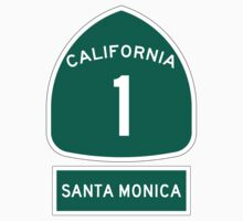 PCH - CA Highway 1 - Santa Monica by IntWanderer