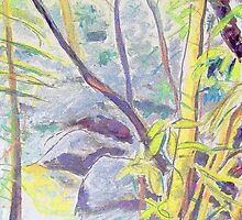 Rainforest Delight by gillsart