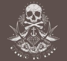 Dying to Live by Stoln  Clothing