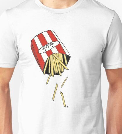 Want some fries with that? Unisex T-Shirt