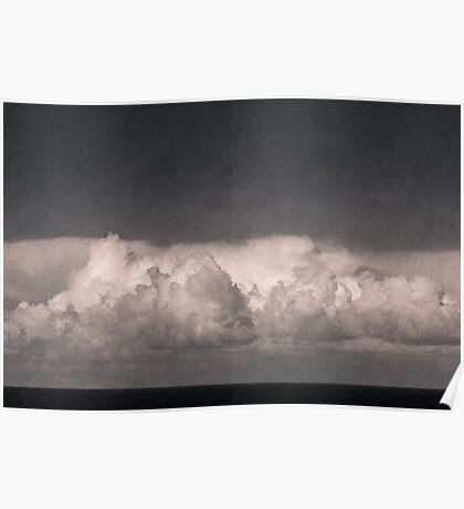 earth sky Poster