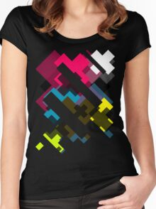 Xx ... xxx .... <3 Women's Fitted Scoop T-Shirt