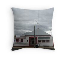 Post Office, Mendooran Throw Pillow
