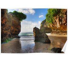 Uluwatu Beach Poster