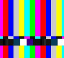 TV Coloured Bars by TheTubbyLife