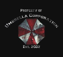 Property of Umbrella Corp Variant by Konoko479