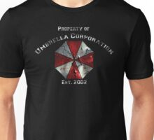 Property of Umbrella Corp Variant Unisex T-Shirt