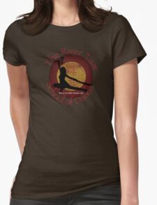 The River Tam School of Dance Womens Fitted T-Shirt