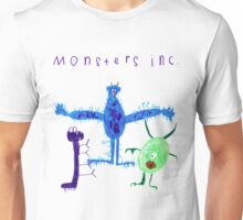 Monsters Inc. Grade Prep Unisex T-Shirt