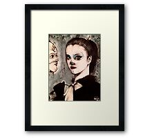 The Elegant Savage ( Revisited )  Framed Print