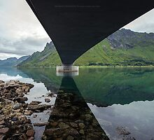 Under the Bridge by Andreas Stridsberg