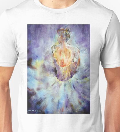 Ballet Dancing T-Shirts Clothes And Stickers Unisex T-Shirt