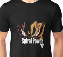 Kittan Spiral Power Unisex T-Shirt