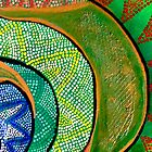 Rainbow Serpent  by Tammy  Porter