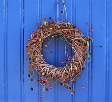 Wreath by Urban Hafner