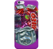 Crushed Vimto Tin iPhone Case/Skin