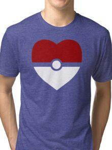 I Really <3 Pokémon Tri-blend T-Shirt