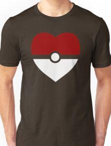 I Really <3 Pokémon Unisex T-Shirt