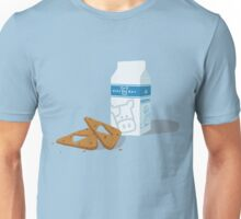 Milk & Triforce Cookies Unisex T-Shirt