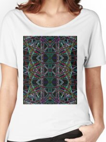 Patterns 1 - The Pipe Cleaners Women's Relaxed Fit T-Shirt