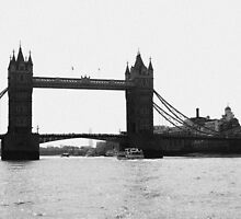 Tower Bridge by Lillie Halton