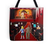Fran isn't sure their relationship stands a chance-their first date turned out to be a real soap opera. Tote Bag