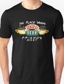 Central Perk Coffee - For Dark Shirts T-Shirt