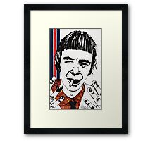 The Modernists - Woody Framed Print
