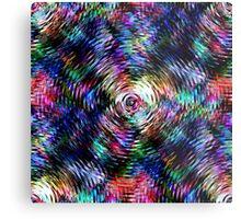 Colorful Puddles Metal Print