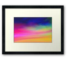 Jovian Dawn Framed Print