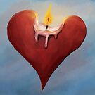 Burning Passion by Adam Howie