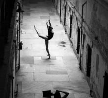 Penitentiary Ballet Sticker