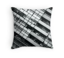 Yesterday's Bright Future version iii Throw Pillow