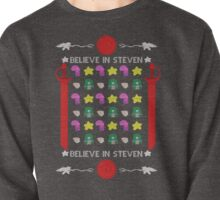 Believe in Steven Holiday Sweater Pullover