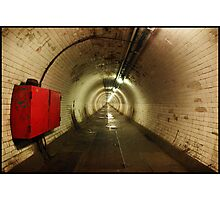 Greenwich to Woolwich iii Photographic Print