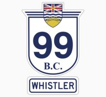 British Columbia 99 - Whistler by IntWanderer