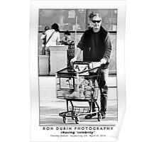 Timothy Dalton - License to Shop Poster
