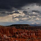 Storm Clouds O'er Bryce by Bob Moore