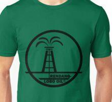 Rendang-Lobo Oil Black Unisex T-Shirt